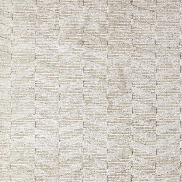 Chevron Sand Teppe 170x230 cm