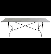 Dining table 230 matbord - Vit