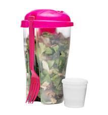 ToGo Salat rosa