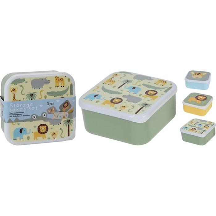 Förvaringsbox 3-pack