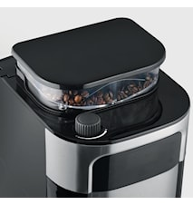 Kaffebryggare med Kvarn 10 Koppar, Touch