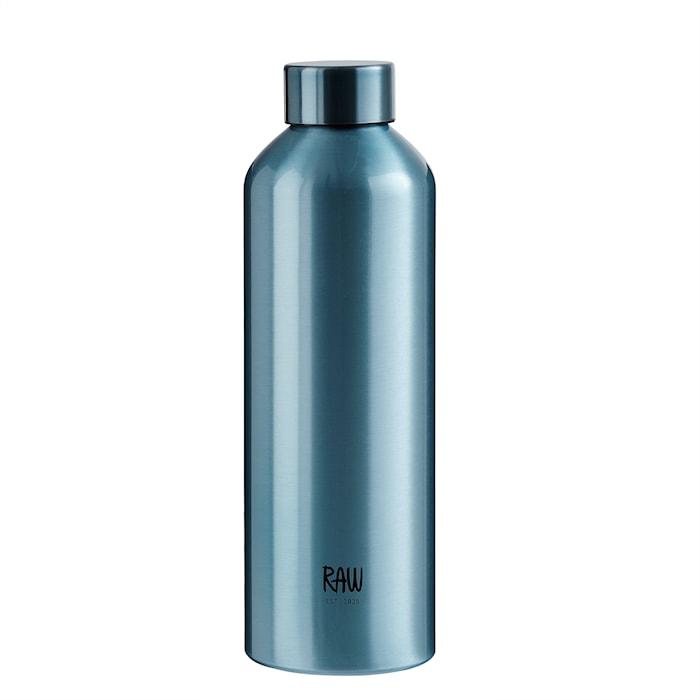 Raw To Go Flaska Aluminium Blue 0,75 L