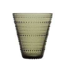 Kastehelmi Vas 15,4cm Mossgrön