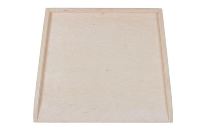 Bakbord med sarg 70x50x3,5cm