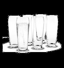 Perfection Vattenglas klar 45 cl 6 st.
