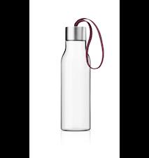 Drikkeflaske 0,5 l - Dark Burgundy