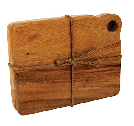Ironwood Gourmet Smörgåsbricka, 2-pack