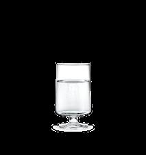 Stub Glas Klar 36 cl 2 st