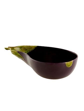 Aubergine Salladsskål 35,5 cm