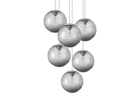 Fatboy® Spheremaker Taklampa 6 Mörkgrå