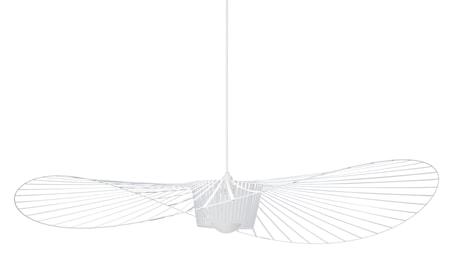 Vertigo taklampe Large - hvit