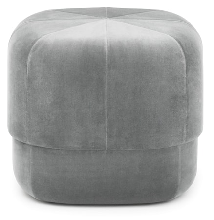 Circus pouf sittpuff velour small