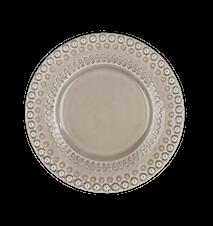 DAISY Desserttallrik Beige 22 cm