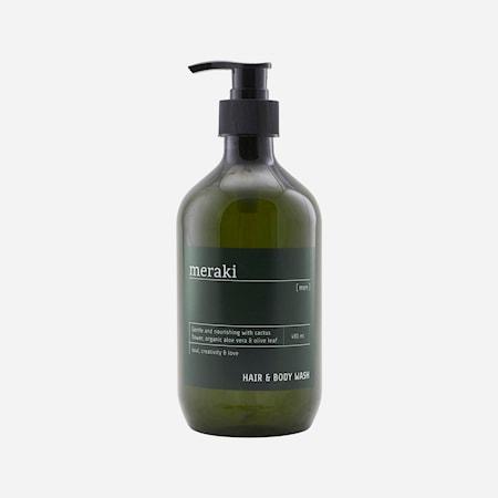 Hair & body wash Men 490 ml