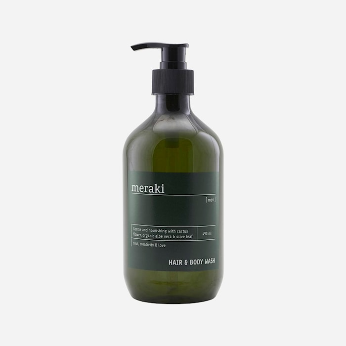 Hair & body wash Men 490 ml