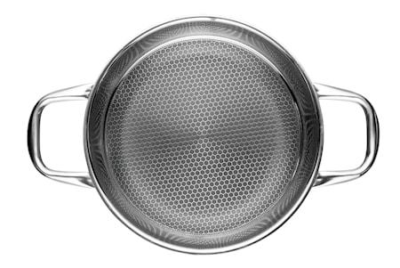 Steelsafe paistinpannu kahdella kahvalla 24 cm