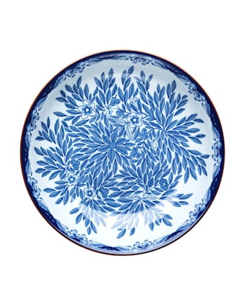 Ostindia Floris tallerken dyp 22 cm