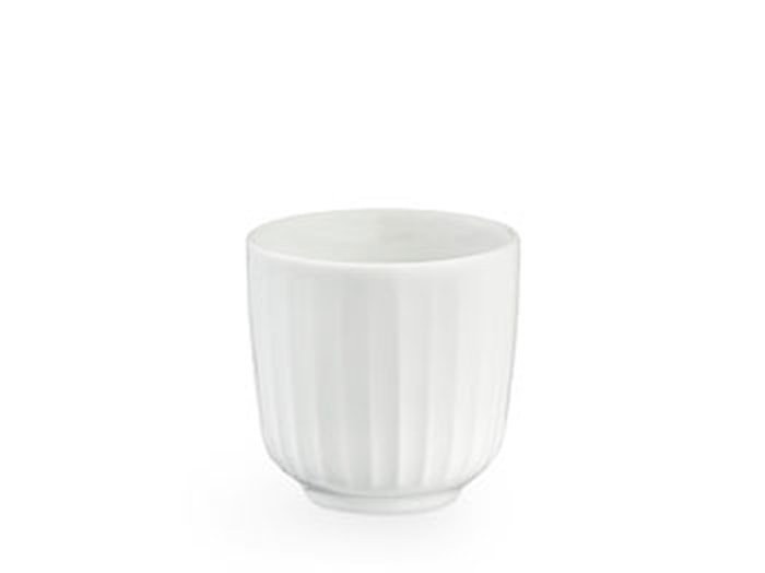 Hammershøi Espressomuki 10 cl Valkoinen