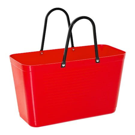 Väska Stor Röd