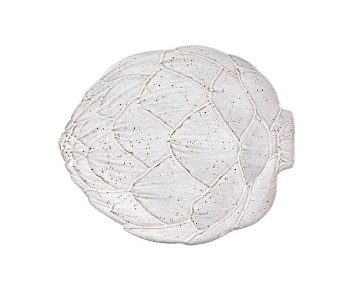 Artichoke Valkoinen Illallislautanen 31,5 cm