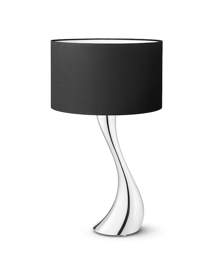 Cobra Bordlampe 56 cm Svart/Aluminium