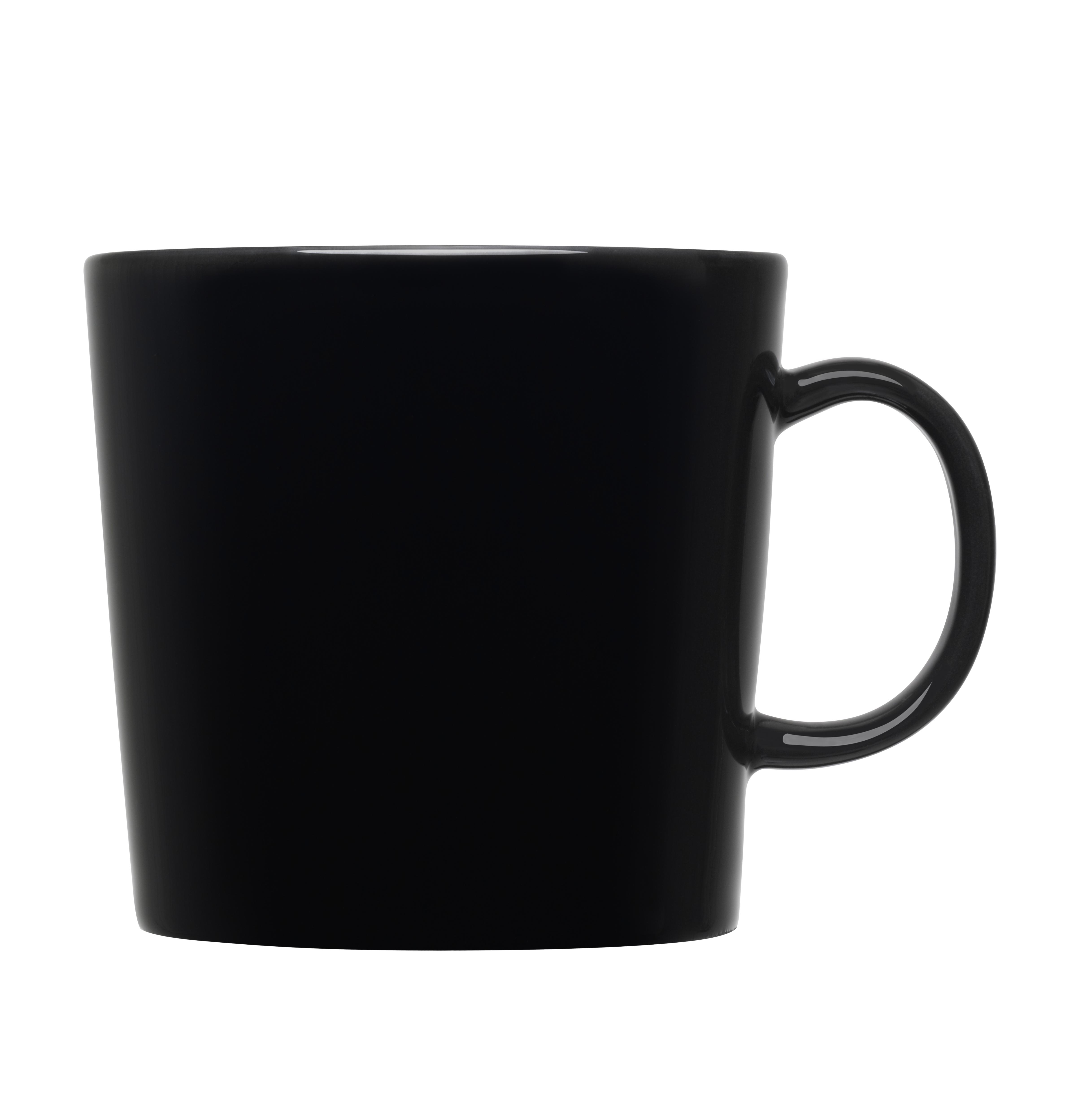 Teema Mugg 40cl svart
