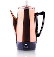 Percolator Copper coloured 12kp
