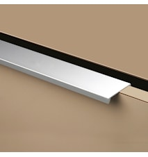 Handtag Slim 4025 Vit - 13,6 cm