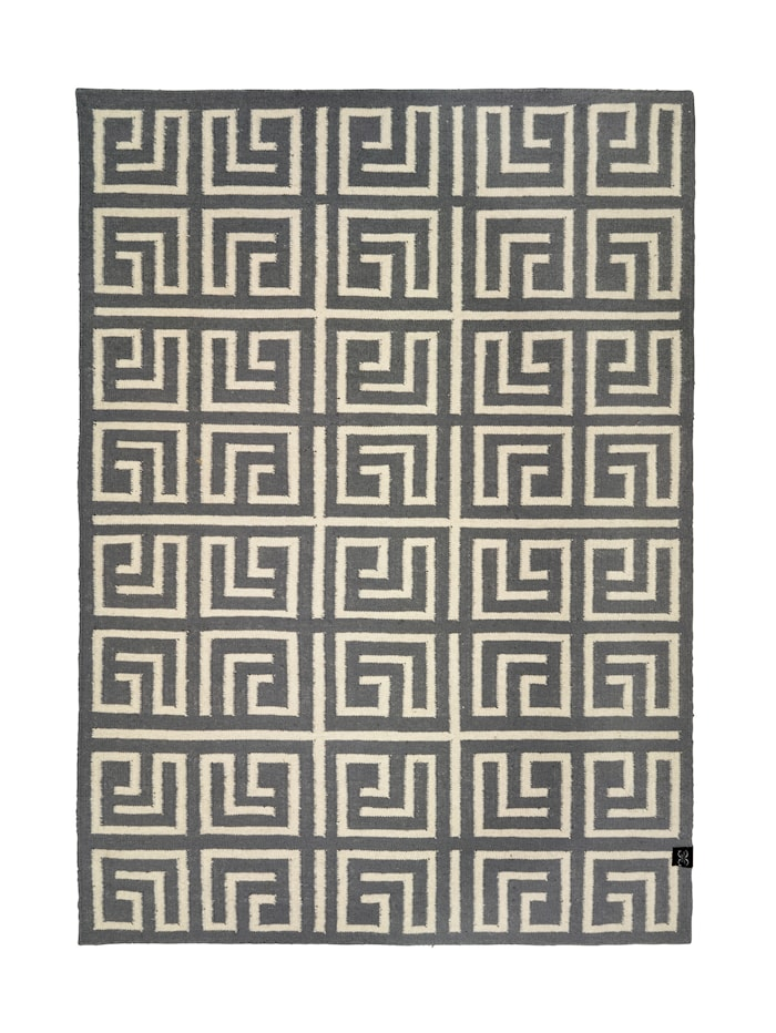 Matta Labyrinth Titanium - 170x230 cm