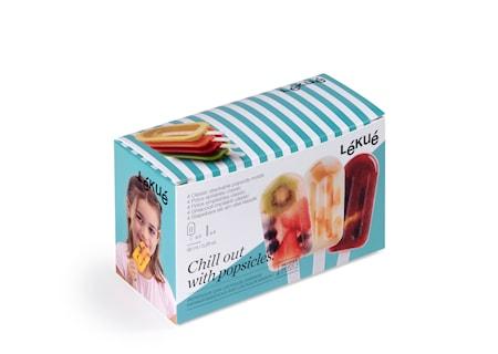 Jäätelömuotti Pinottava XL 4-pack