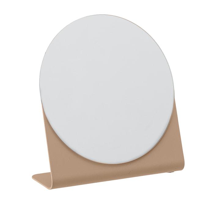 Spegel Natur Metalll 16x14,5 cm