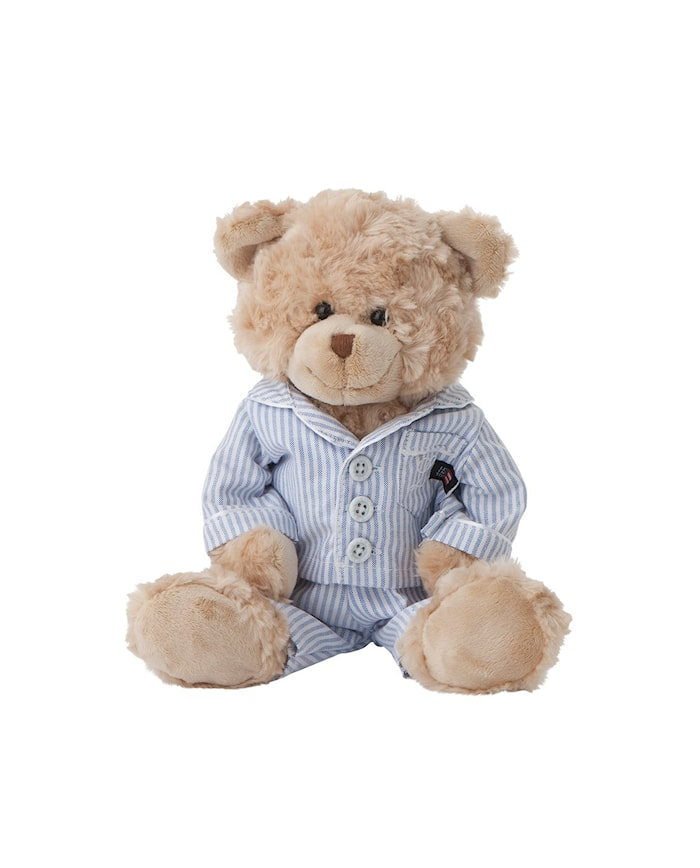 Lexington  Teddy Blå One Size