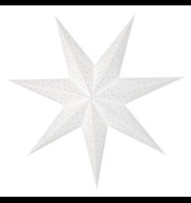 Stella Julstjärna Vit 60 cm