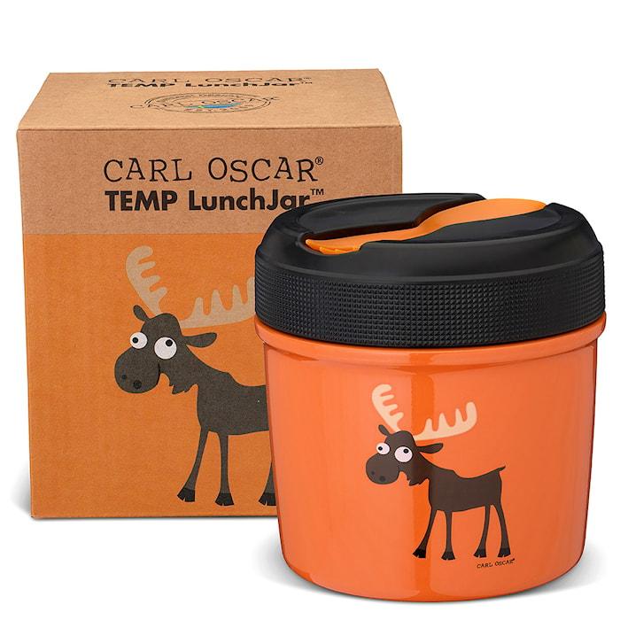 TEMP LunchJar Mattermos Oransje 0,5L