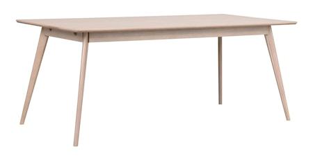 Yumi Matbord Vitpigmenterad 190x90 cm