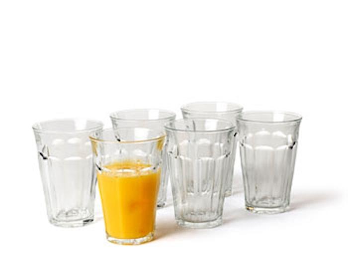 Picardie Cafeglass 36 cl 6 stk