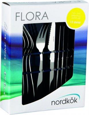 Flora kött- & grillbestick 12 delar