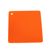 Grytlapp Fyrkant Orange