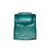 Stearinlysholder Sarek 8cm Emerald