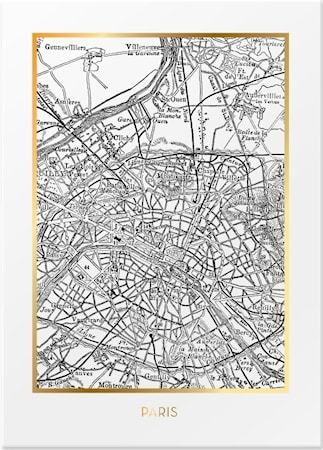Poster Paris 50x70 (6)