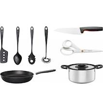 Fiskars StartKit - FF Küchenset 8 Teile