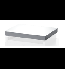 Box lide for recessed griddle 70