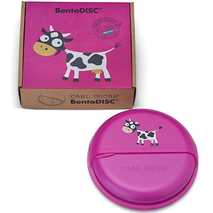 BentoDISC™ Snackboks Cerise