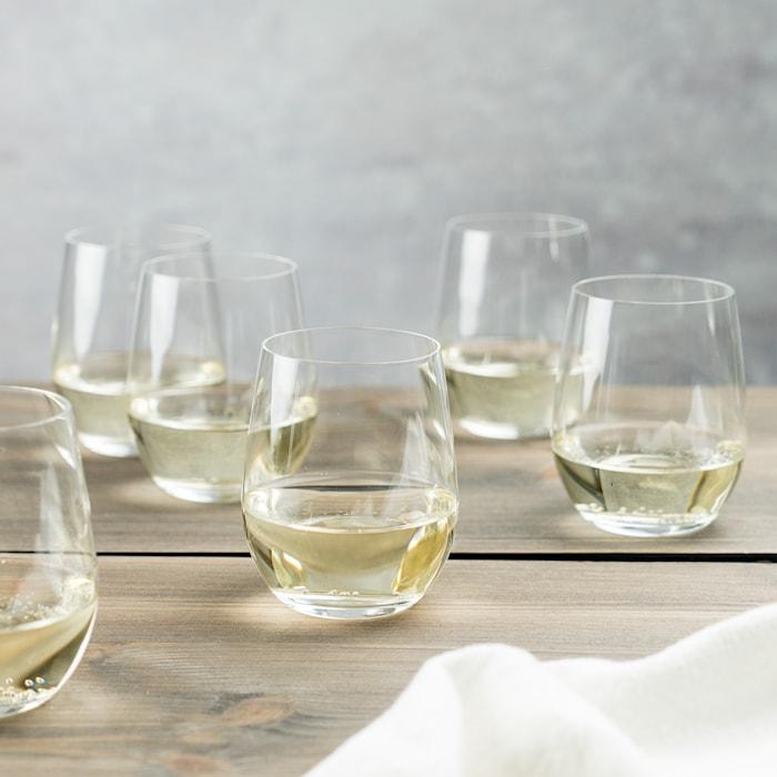 O Wine Viognier/Chardonnay, 6-pakning