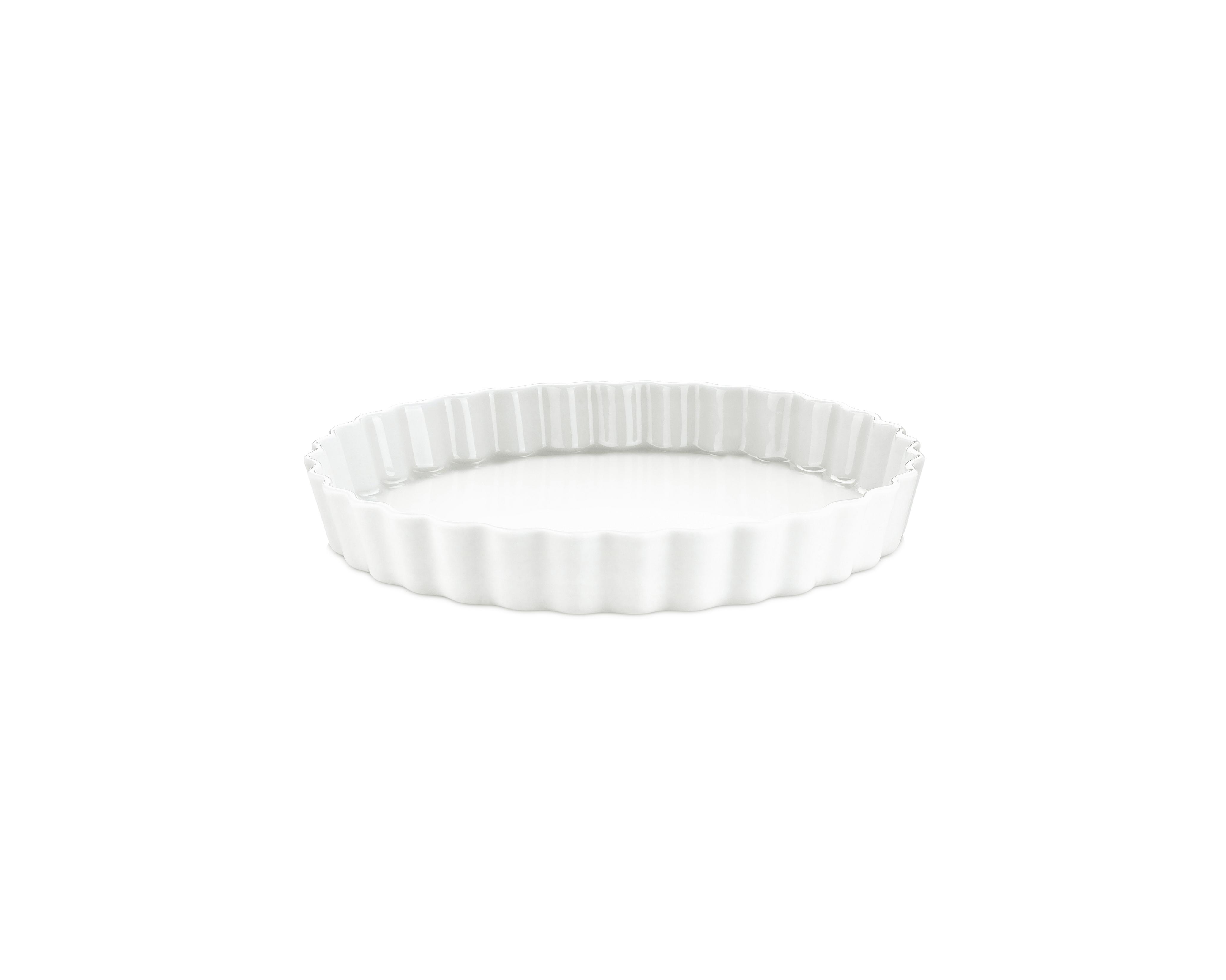 Pajform nr. 2 vit Ø 135 cm