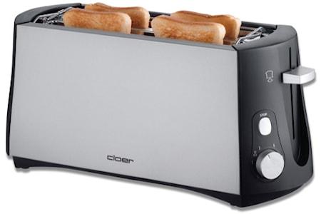 Leivänpaahdin 4 viipaleelle