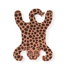 Safari Tufted Matta Leopard