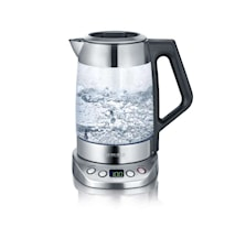 Tee-/Vedenkeitin Lasi Deluxe 3000W