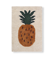 Fruiticana Tuftad Matta Ananas Liten