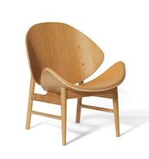 The Orange Lounge Chair S Nature Vitoljad Ek